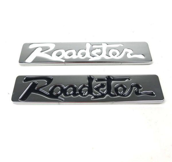 Logo Roadster-Schriftzug