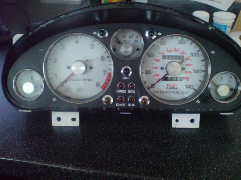 Instrument Panel von KG Works